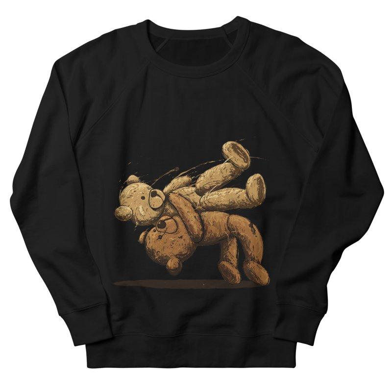 Bear Hug Women's French Terry Sweatshirt by nicebleed