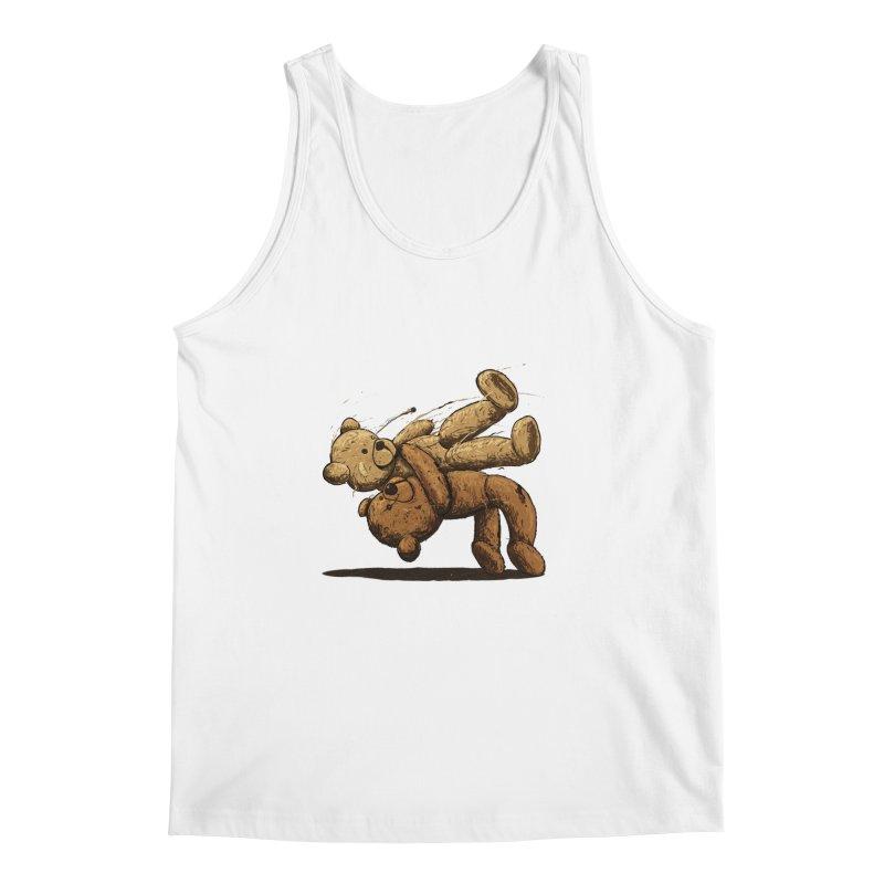Bear Hug Men's Regular Tank by nicebleed