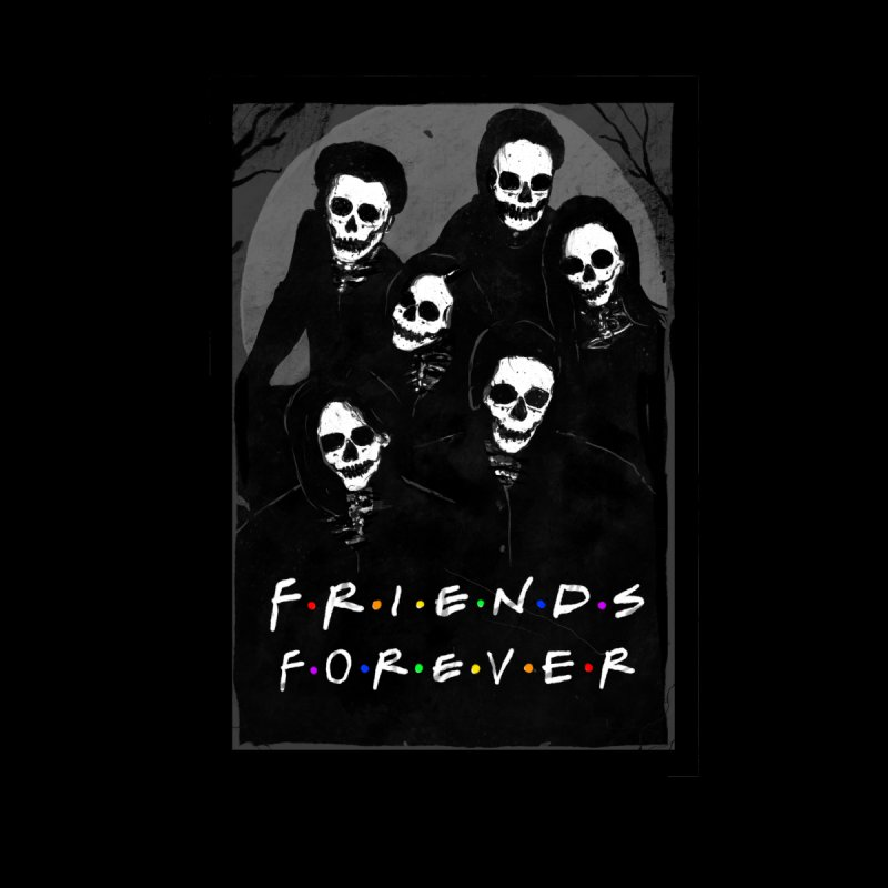 Friends Forever by nicebleed