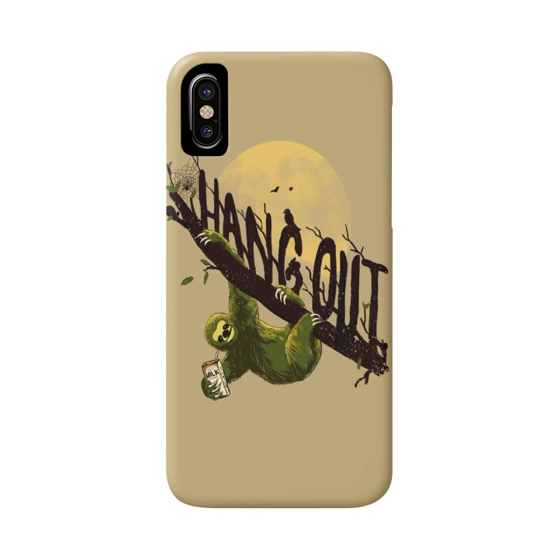 Let's Hangout Accessories Phone Case by nicebleed