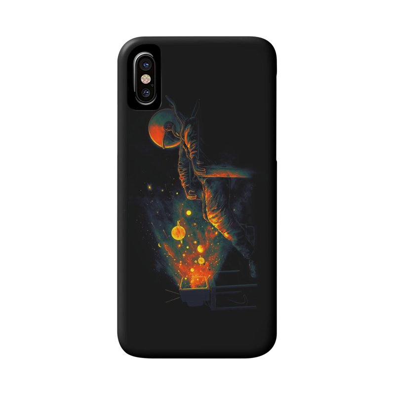 Cosmic Channel Accessories Phone Case by nicebleed