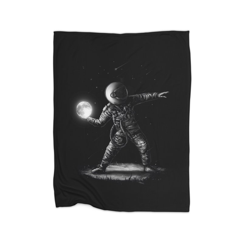 Moonlotov Home Blanket by nicebleed