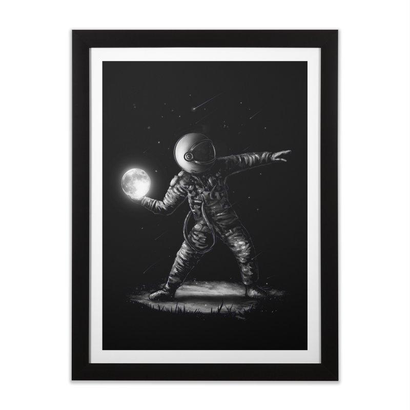 Moonlotov Home Framed Fine Art Print by nicebleed