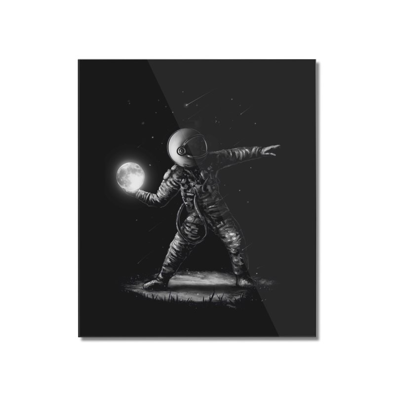 Moonlotov Home Mounted Acrylic Print by nicebleed