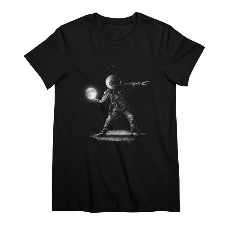 Moonlotov Women's Premium T-Shirt by nicebleed