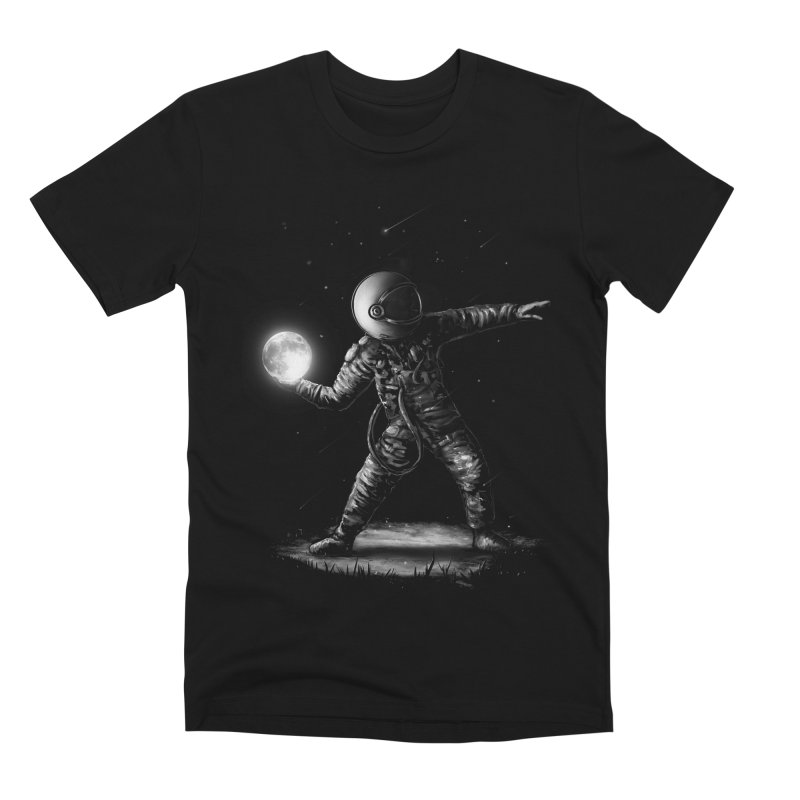 Moonlotov Men's Premium T-Shirt by nicebleed