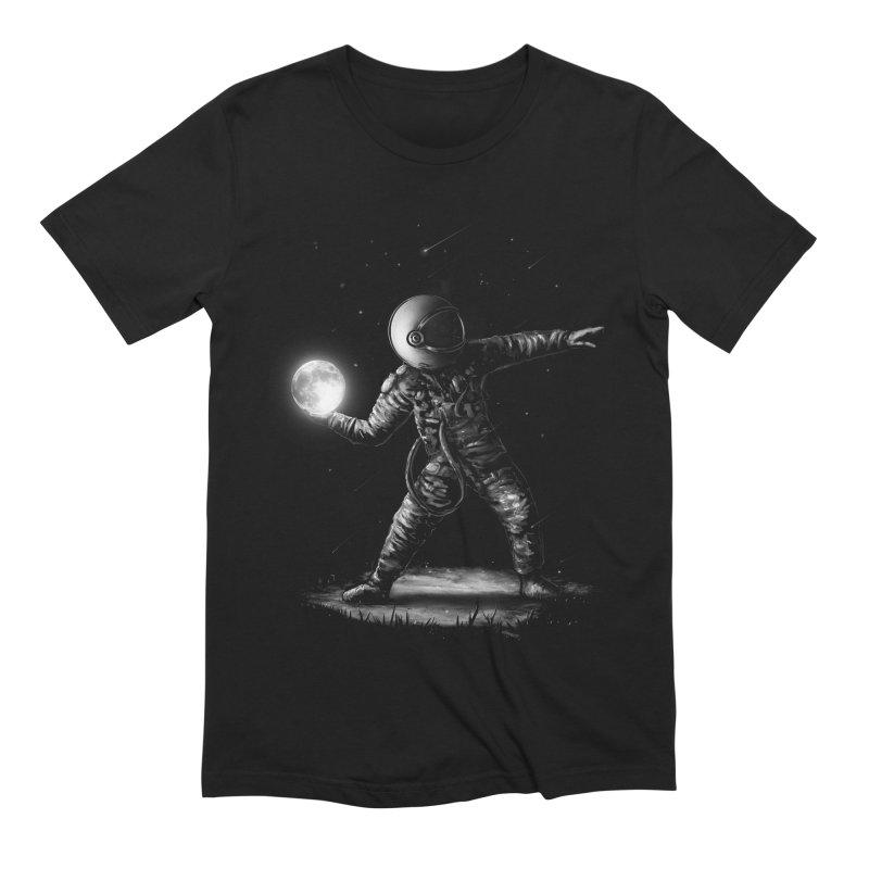 Moonlotov Men's Extra Soft T-Shirt by nicebleed