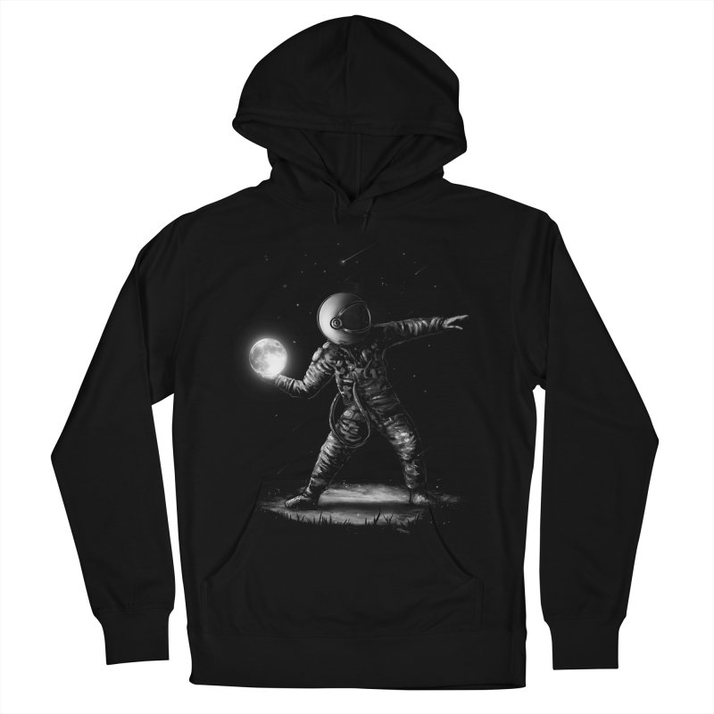 Moonlotov Men's French Terry Pullover Hoody by nicebleed