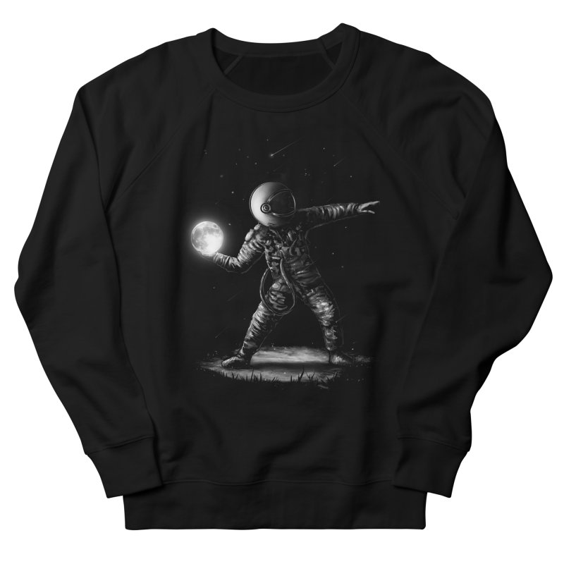 Moonlotov Men's French Terry Sweatshirt by nicebleed