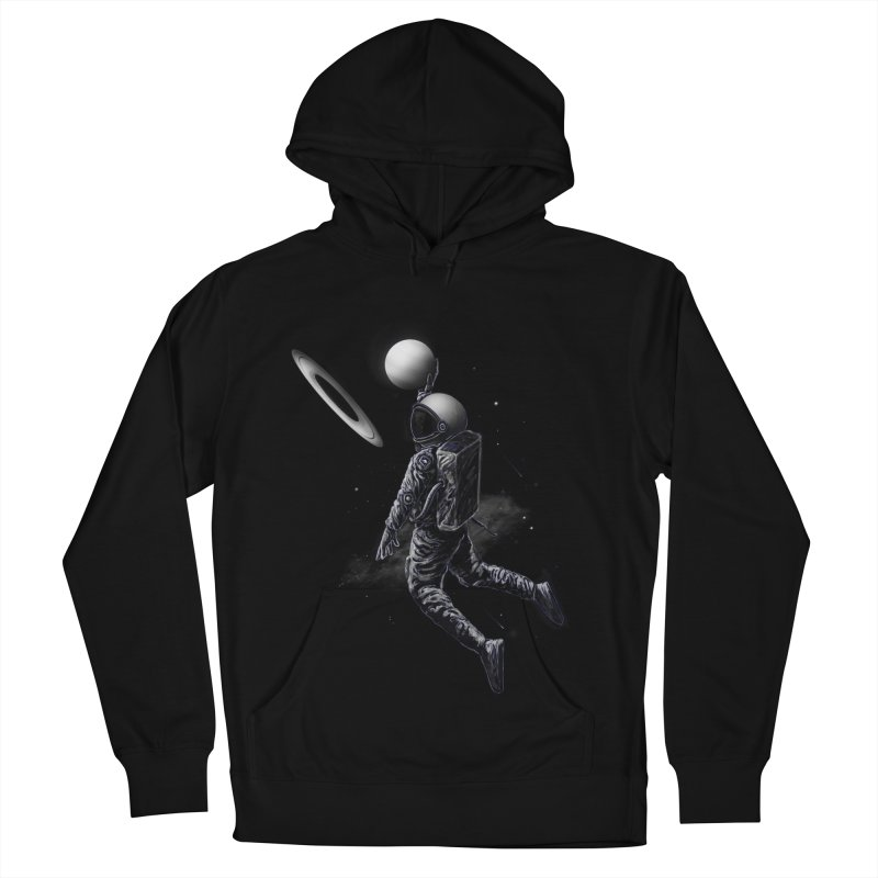 Saturn Dunk Men's French Terry Pullover Hoody by nicebleed