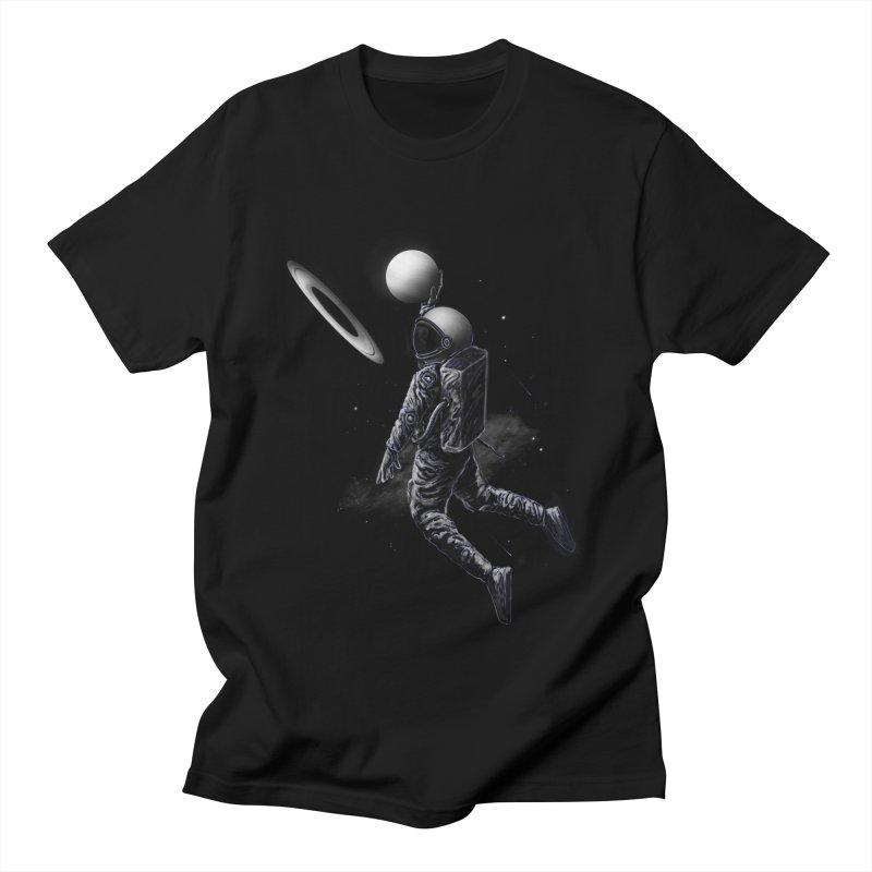 Saturn Dunk Women's Regular Unisex T-Shirt by nicebleed