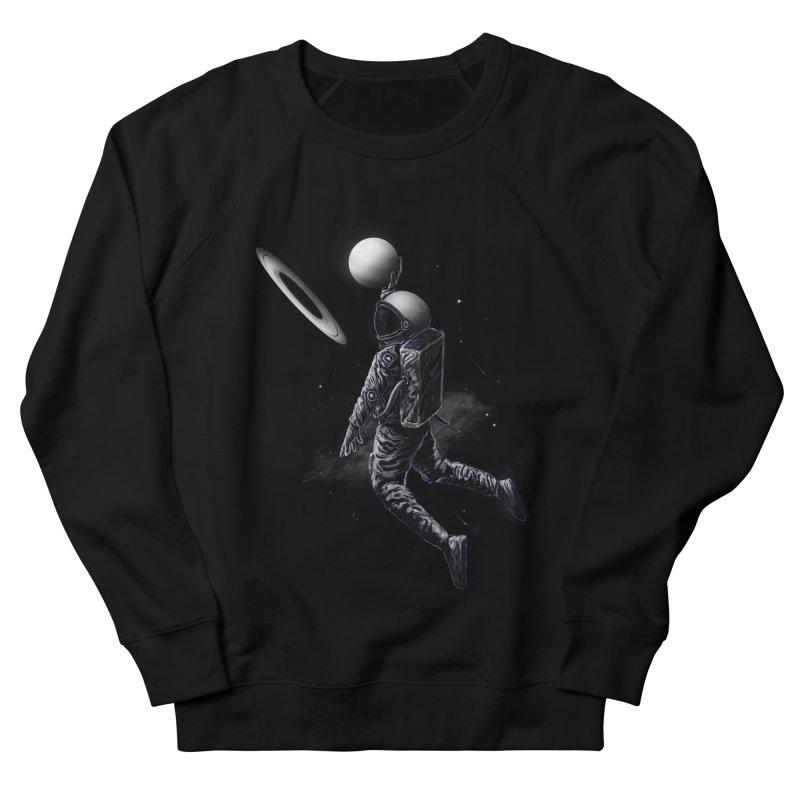 Saturn Dunk Men's French Terry Sweatshirt by nicebleed