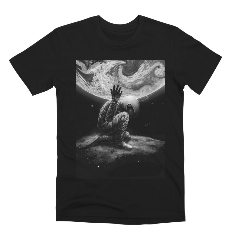 Atlas Men's Premium T-Shirt by nicebleed