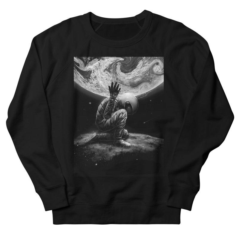 Atlas Men's French Terry Sweatshirt by nicebleed