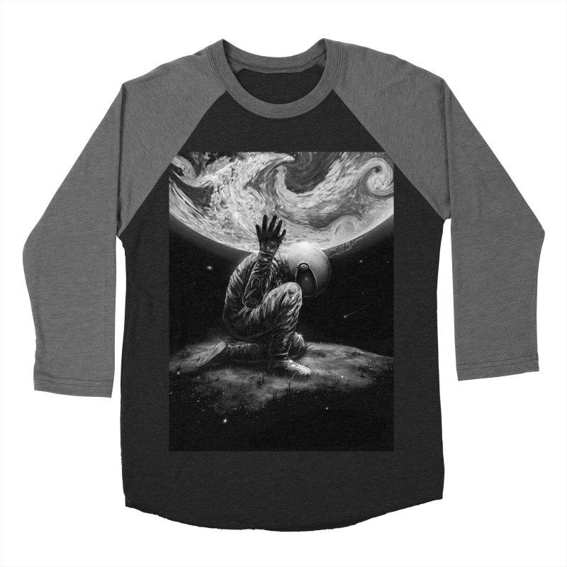 Atlas Men's Baseball Triblend Longsleeve T-Shirt by nicebleed