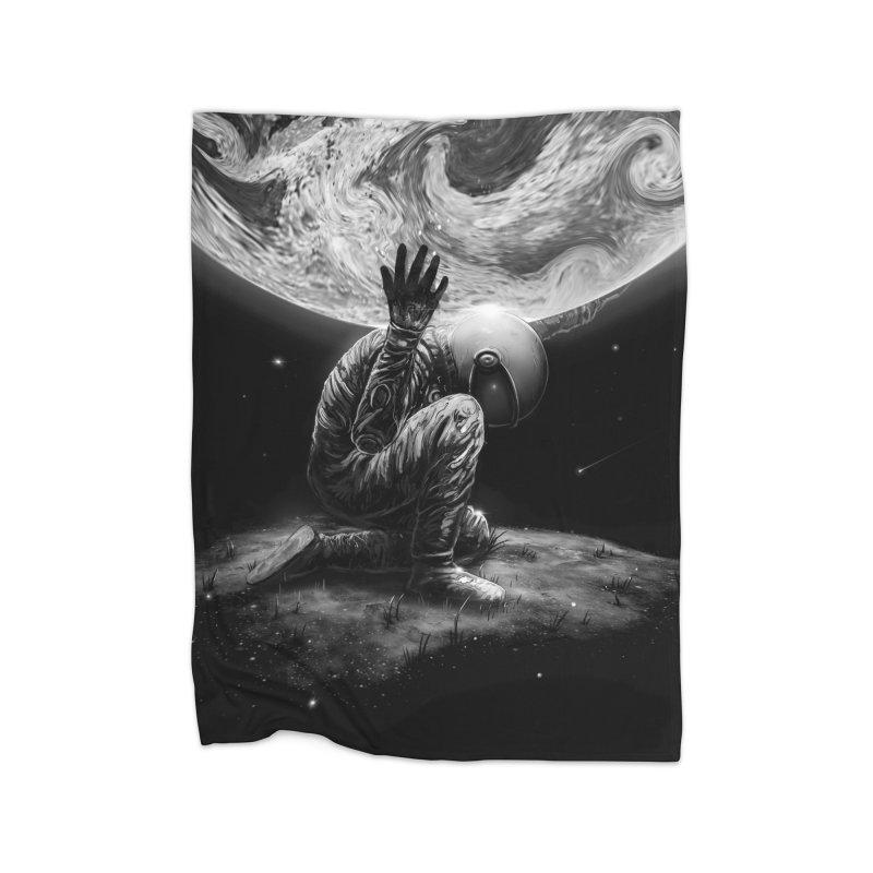 Atlas Home Blanket by nicebleed
