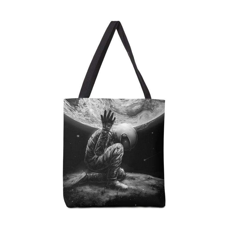 Atlas Accessories Tote Bag Bag by nicebleed