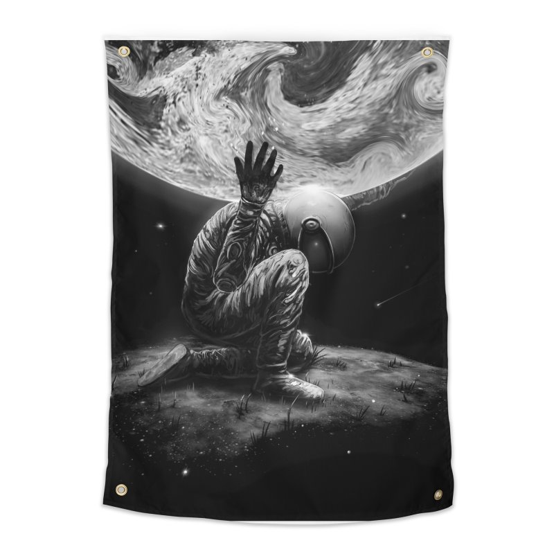 Atlas Home Tapestry by nicebleed