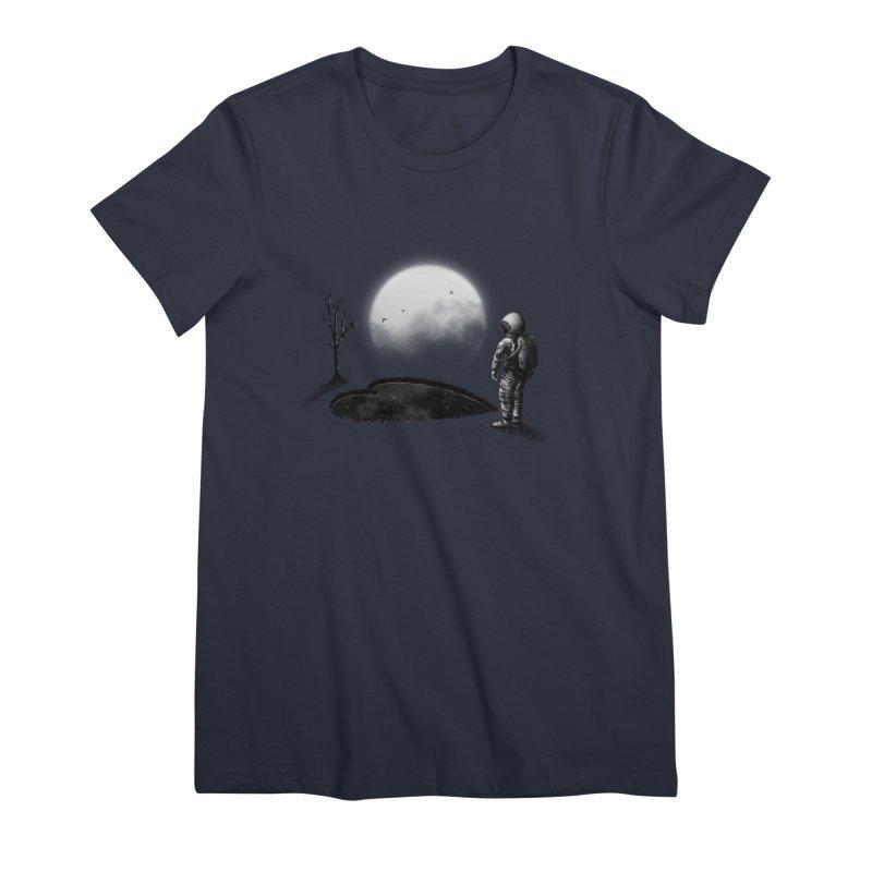 Love Hole Women's Premium T-Shirt by nicebleed
