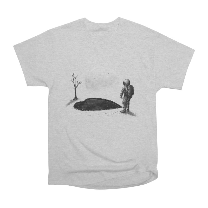 Love Hole Men's Heavyweight T-Shirt by nicebleed