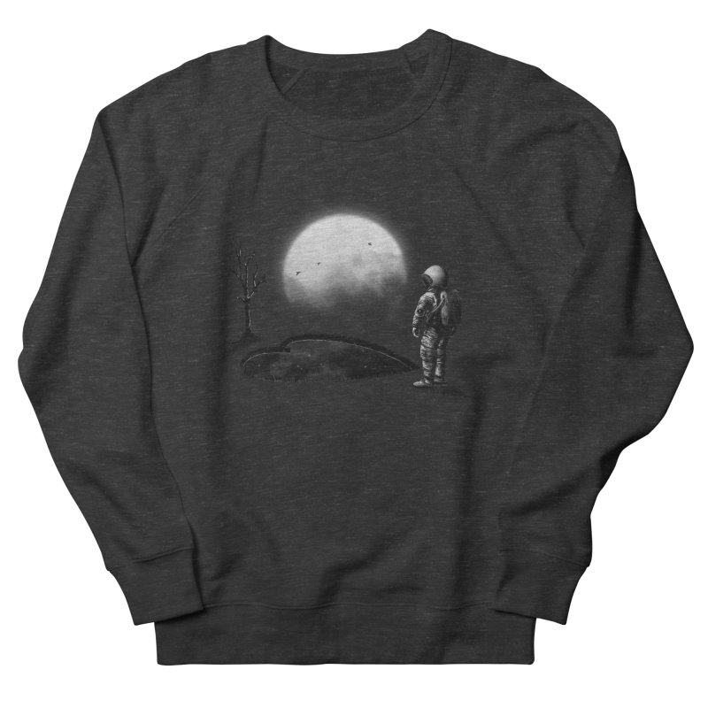 Love Hole Men's French Terry Sweatshirt by nicebleed
