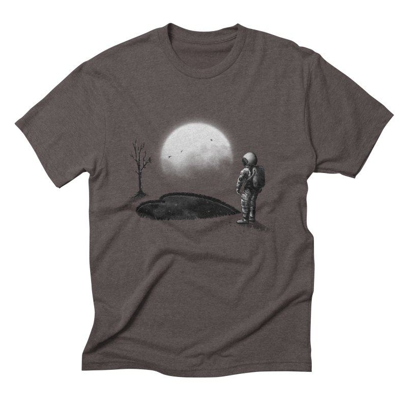 Love Hole Men's Triblend T-Shirt by nicebleed