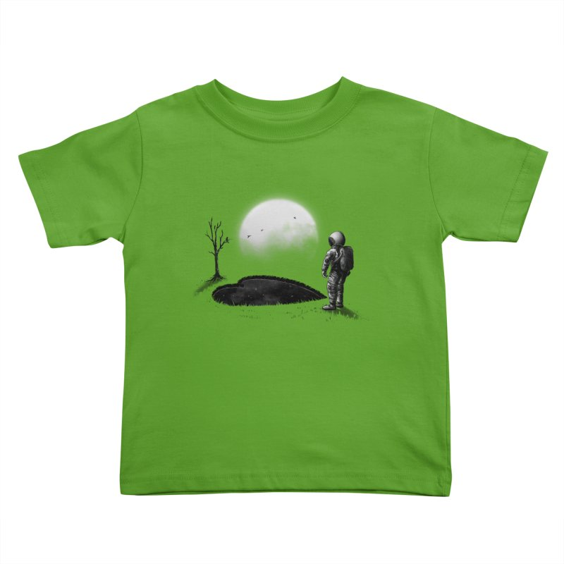 Love Hole Kids Toddler T-Shirt by nicebleed