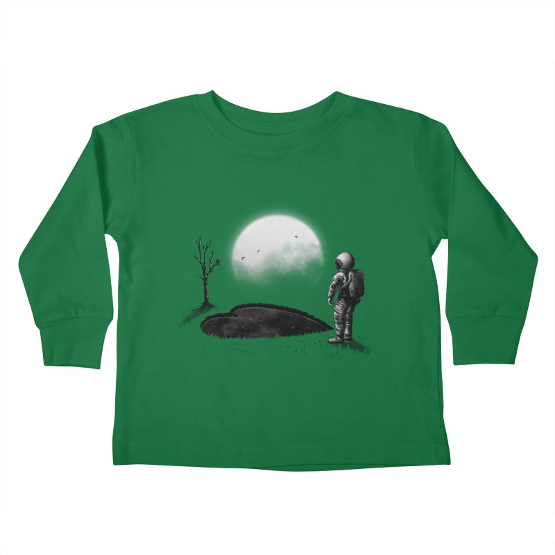 Love Hole Kids Toddler Longsleeve T-Shirt by nicebleed