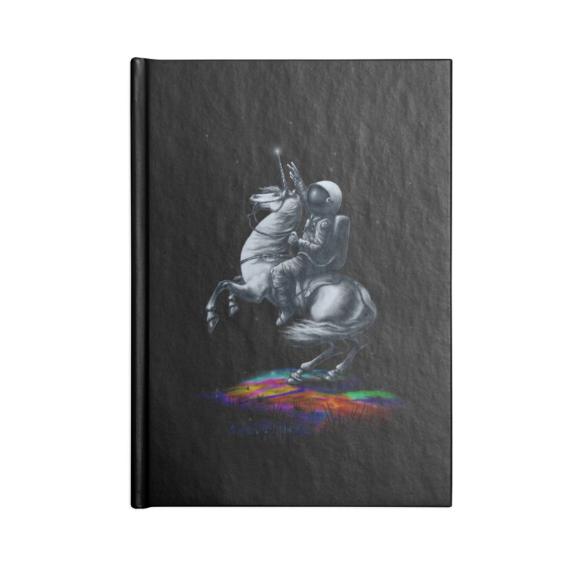 Across The Unicverse Accessories Notebook by nicebleed