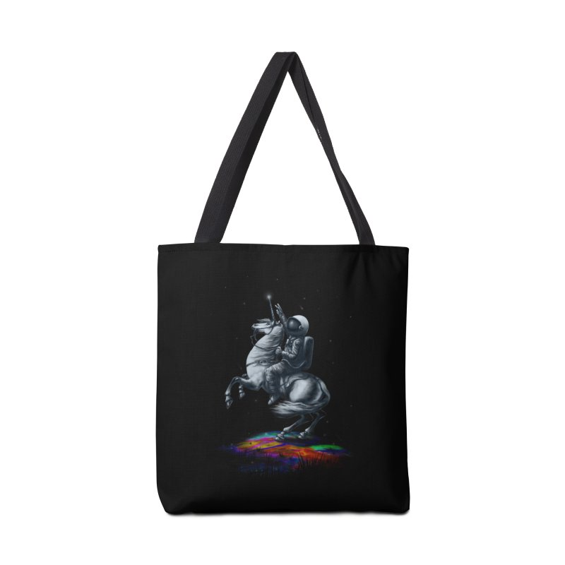 Across The Unicverse Accessories Bag by nicebleed