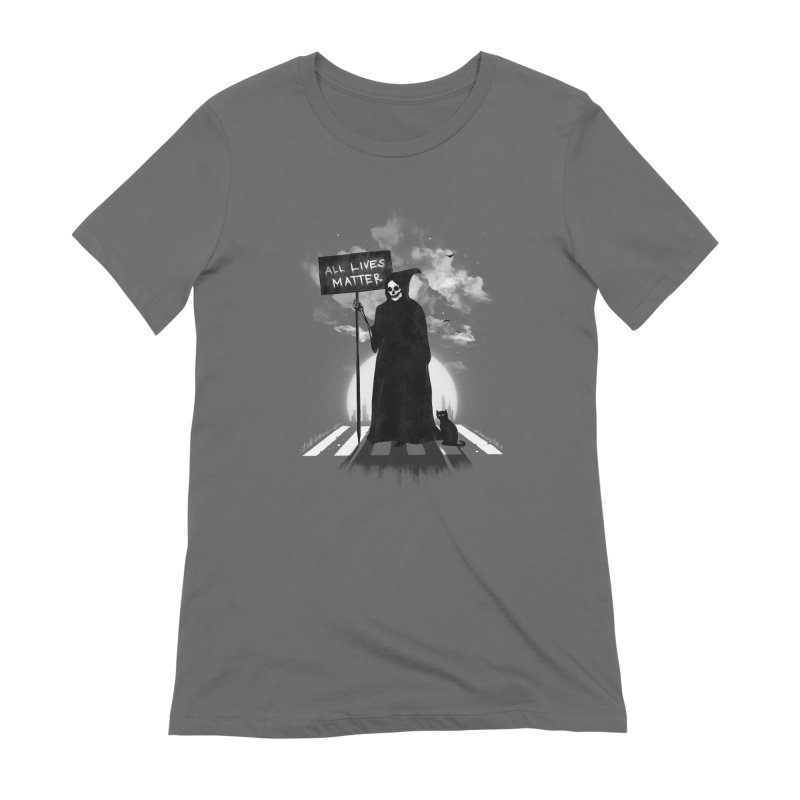 A Death's Revolution Women's Extra Soft T-Shirt by nicebleed