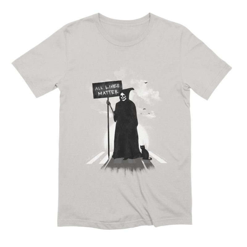 A Death's Revolution Men's Extra Soft T-Shirt by nicebleed