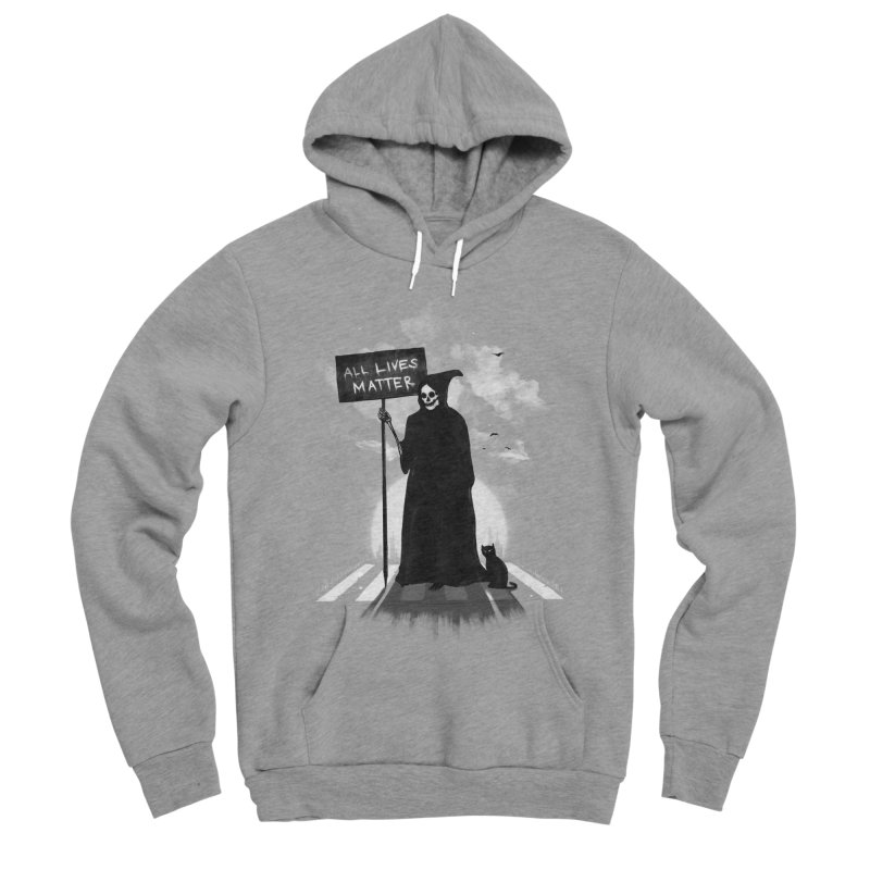 A Death's Revolution Men's Sponge Fleece Pullover Hoody by nicebleed