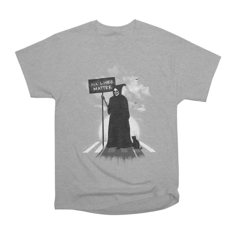 A Death's Revolution Men's Heavyweight T-Shirt by nicebleed