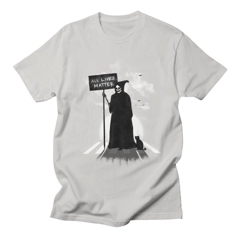 A Death's Revolution Women's Regular Unisex T-Shirt by nicebleed