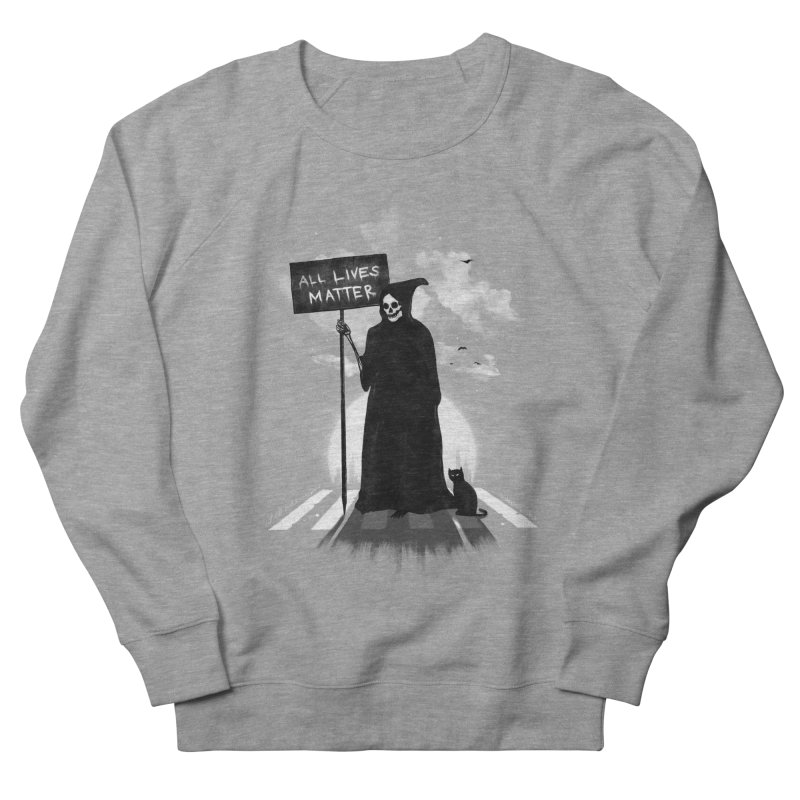 A Death's Revolution Men's French Terry Sweatshirt by nicebleed