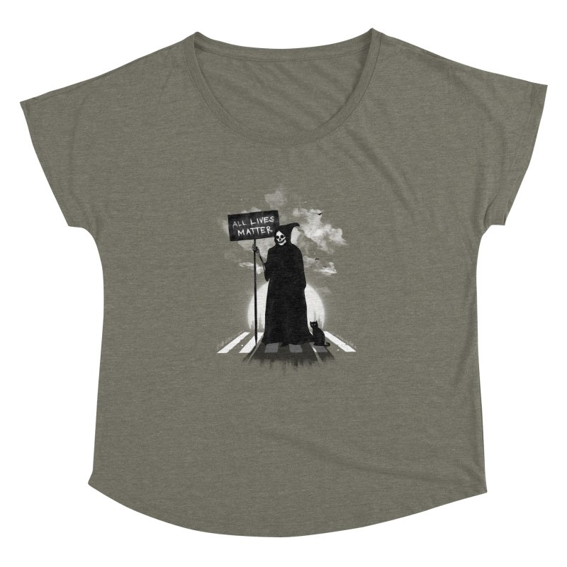 A Death's Revolution Women's Dolman Scoop Neck by nicebleed