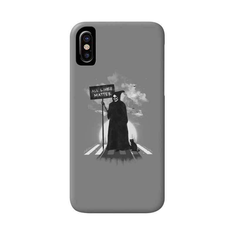 A Death's Revolution Accessories Phone Case by nicebleed