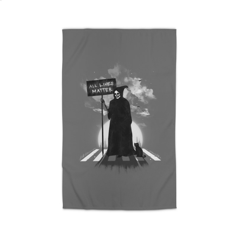 A Death's Revolution Home Rug by nicebleed