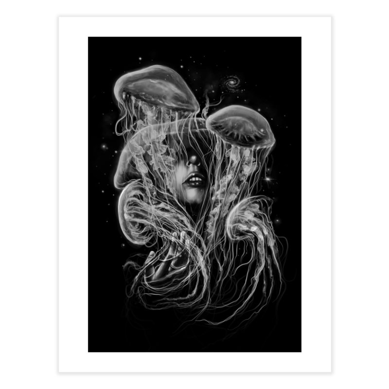 A Beautiful Delusion Home Fine Art Print by nicebleed
