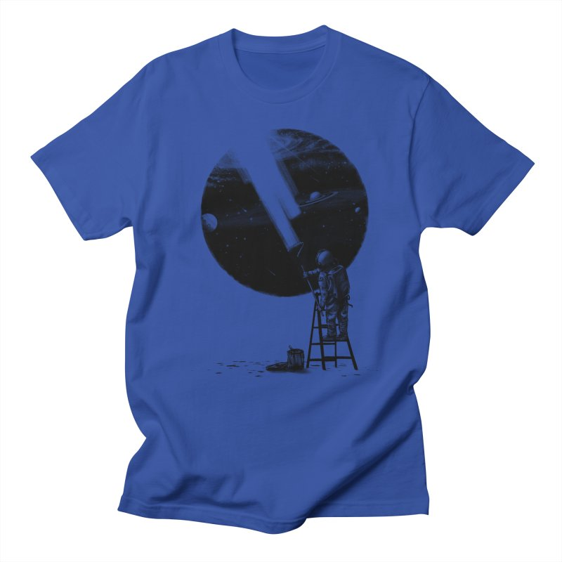 I Need More Space Women's Regular Unisex T-Shirt by nicebleed