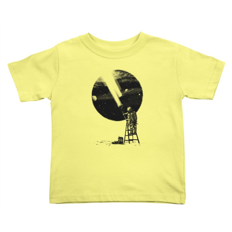 I Need More Space Kids Toddler T-Shirt by nicebleed