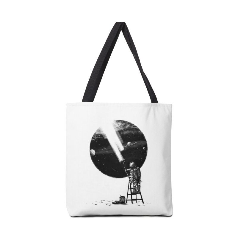 I Need More Space Accessories Tote Bag Bag by nicebleed