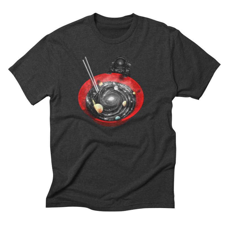 Cosmic Ramen II Men's Triblend T-Shirt by nicebleed