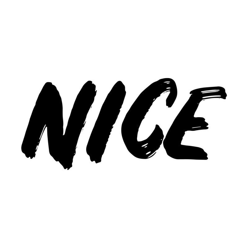 Nice T-Shirt (Rustic Classic) None  by nicedesign's Shop