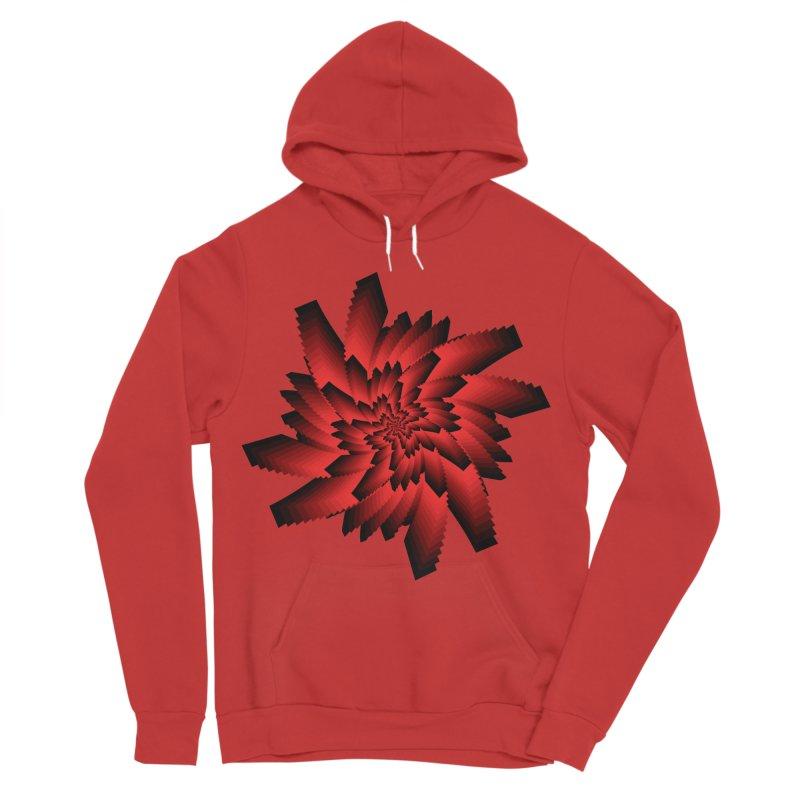 Into the Red Eye Men's Sponge Fleece Pullover Hoody by nickaker's Artist Shop