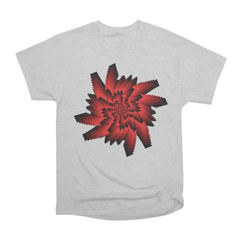 Into the Red Eye Men's Heavyweight T-Shirt by nickaker's Artist Shop