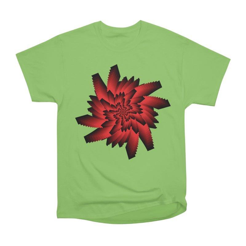 Into the Red Eye Women's Heavyweight Unisex T-Shirt by nickaker's Artist Shop