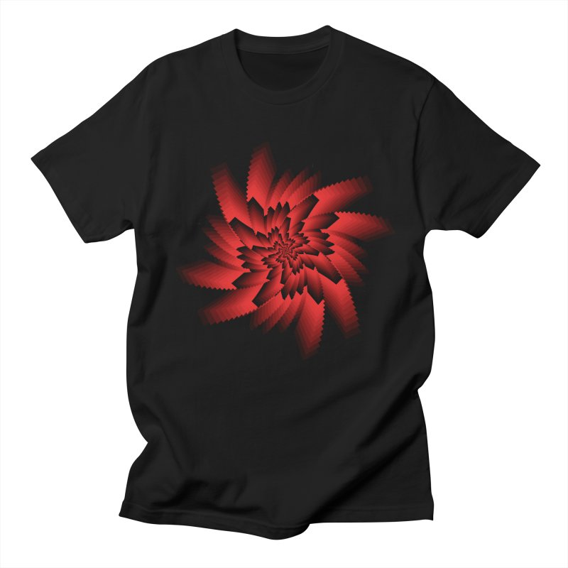 Into the Red Eye Men's Regular T-Shirt by nickaker's Artist Shop