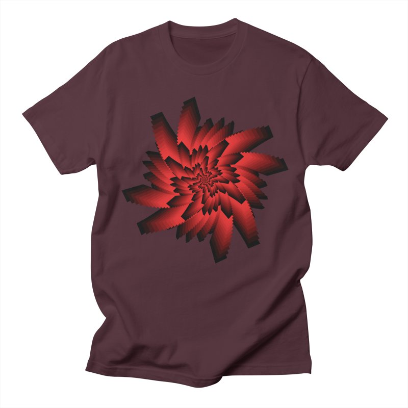 Into the Red Eye Men's T-shirt by nickaker's Artist Shop